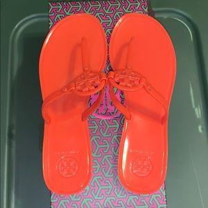 Tory Burch - Mini Miller Flat Thong Sandal